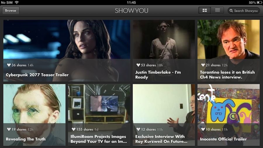 Turn your iPad into a great portable TV with these apps and