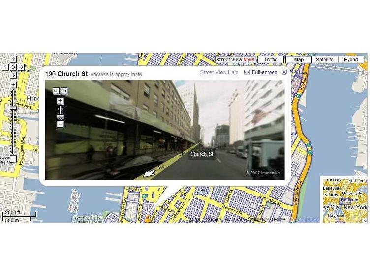 Google takes street maps to the next level | TechRadar
