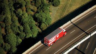 Australia Post truck