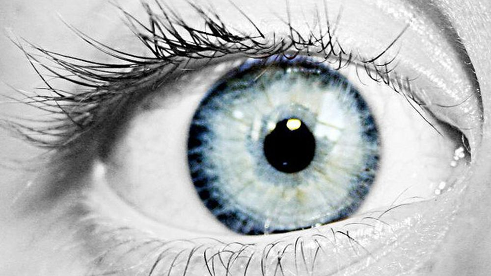 Change the colour of your eyes with a laser