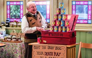 Sir David Jason ' thrilled' to return for fifth series of Still Open All Hours