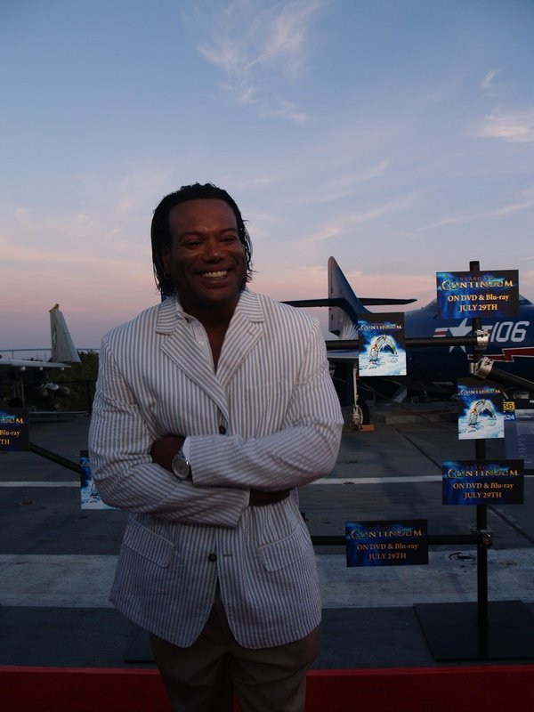 Comic Con: Aircraft Carrier Premiere Of Stargate Continuum #2859