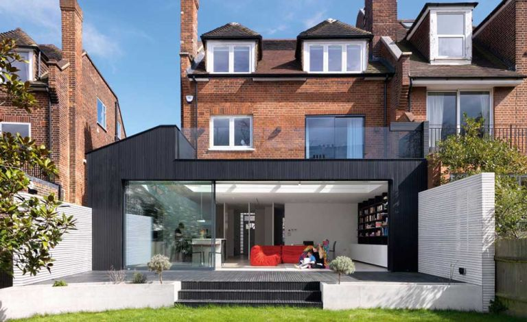 Wood Elevation Uk : Timber clad extensions style guide real homes