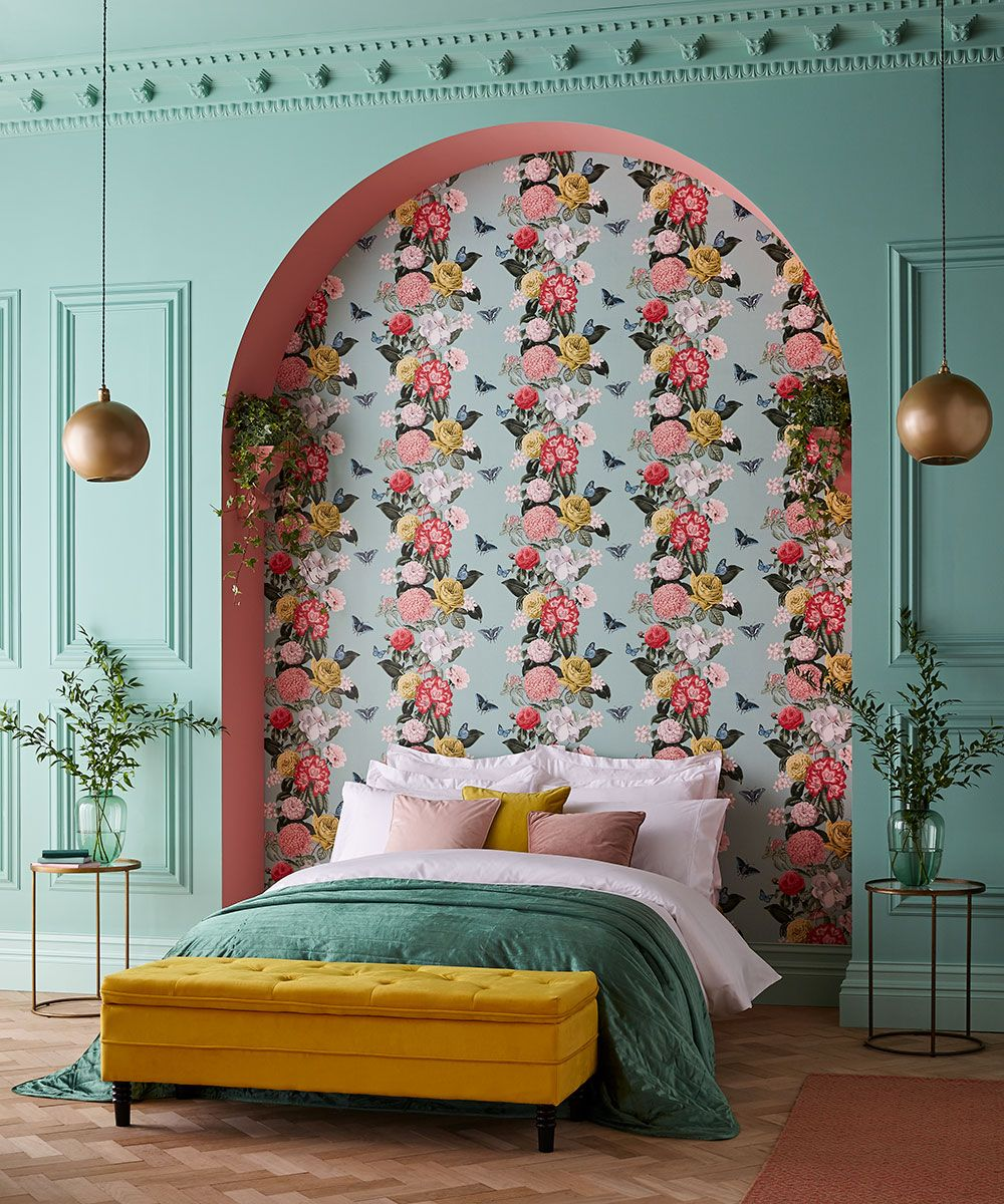 Wallpaper Trends 2020 The Key Looks To Update Your Walls Homes Gardens