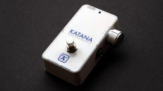 Keeley Electronics Katana Clean Boost