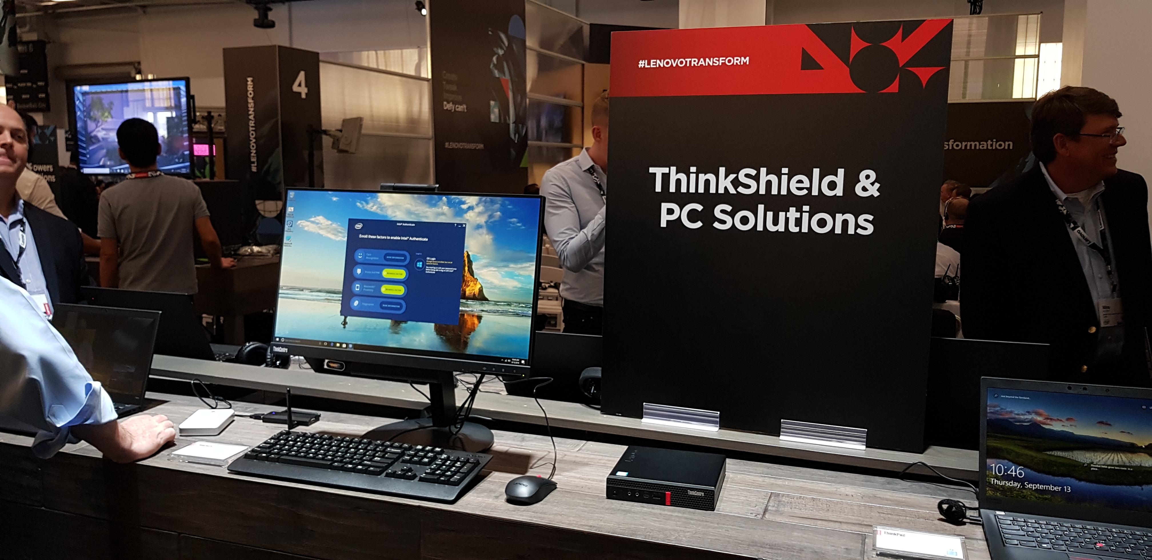 Lenovo unveils ThinkShield to ramp up enterprise security
