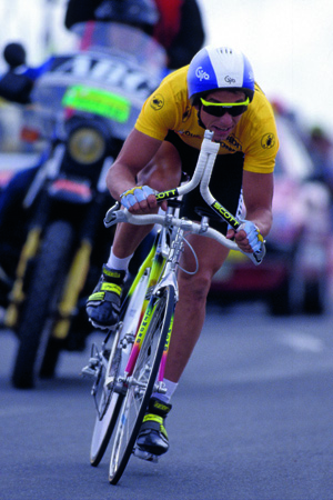 Greg Lemond Tour de France 1990