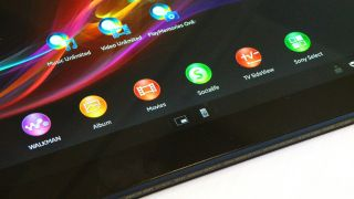 The Tablet Xperia Z is available for pre-order
