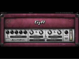 The new GTR3 amps deliver Citron s personal sound
