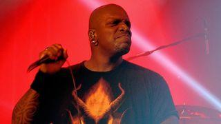 Sepultura's Derrick Green