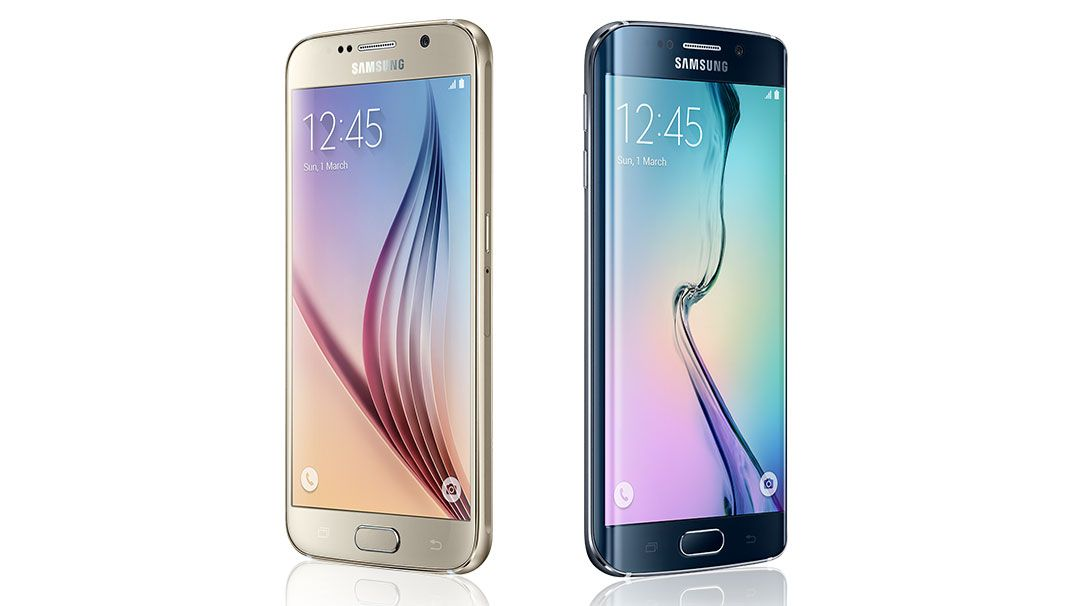 samsung cuts off updates for samsung galaxy s6 family techradar. Black Bedroom Furniture Sets. Home Design Ideas