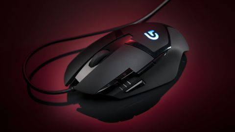 Logitech G402 Hyperion Fury gaming mouse | TechRadar