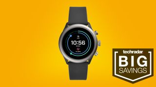 Cyber Monday Fossil Sport deal