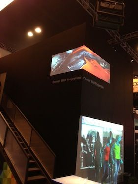 Epson Shows Off Passionate and Products at InfoComm