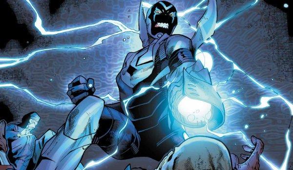 Blue Beatle Jaime Reyes DC Comics