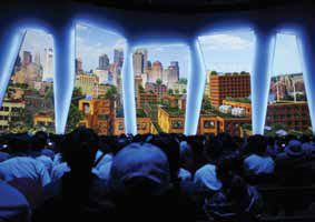 Electrosonic Adds To AV Spectacle At Expo 2010