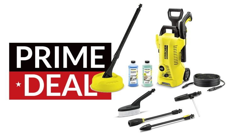 Kärcher K2 Full Control pressure washer deal Cyber Monday Amazon