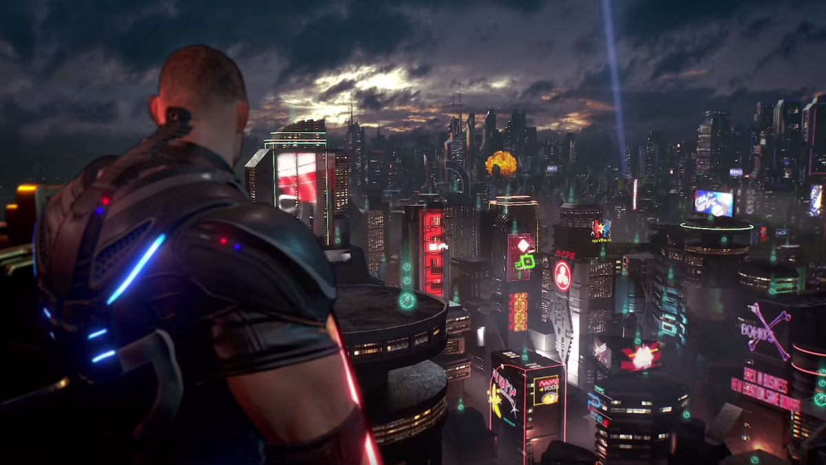Crackdown 3 effectively turns your Xbox One into the most powerful console ever made