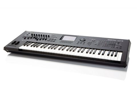 The fourth edition of the Mofit range is probably Yamaha's best workstation yet.