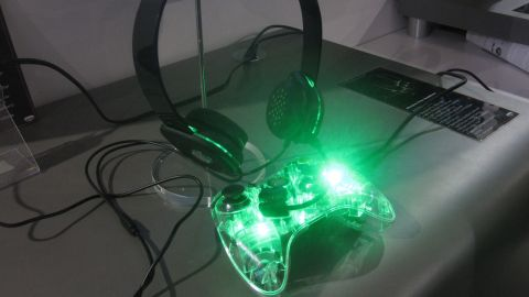 PDP Afterglow headset