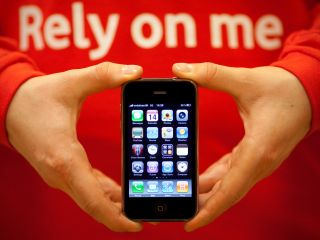 Vodafone sells a lot of iPhones - and quickly