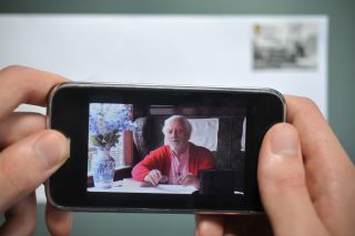 Bernard Cribbins on 'the future of stamp technology'