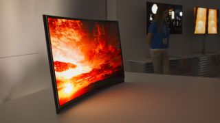 Why is Samsung seeking Google partnership for OLED TV business?