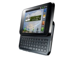 LG Optimus Q2 QWERTY slider unveiled