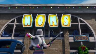 one of the fortnite battle pass challenges for season 7 week 4 involves restoring a classic piece of fortnite scenery namely the noms store sign in - fortnite store uk