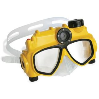 Underwater camera goggles