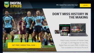 Telstra Official 2014 NRL App