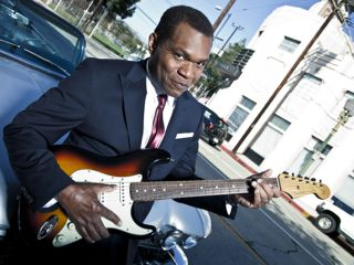 Robert Cray turns in an assured highly emotive set with Nothin But Love