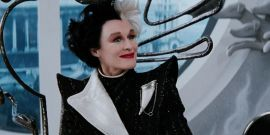 In Total Boss Move, Glenn Close Recalls How She Got To Keep Her Cruella De Vil Costumes