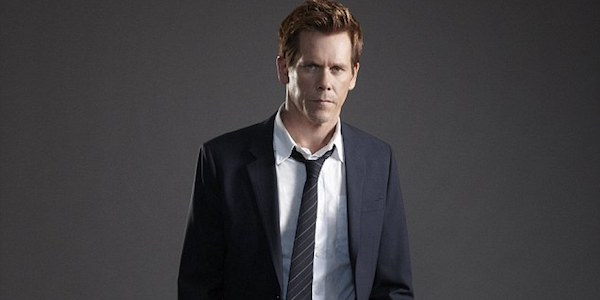 Kevin Bacon The Following promo