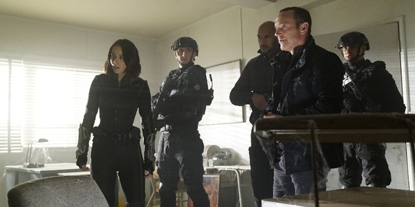 The Insane Way Agents Of