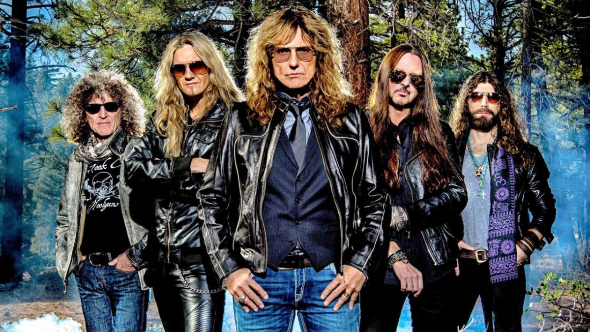 Whitesnake reveal Flesh & Blood release details and 2019 ...