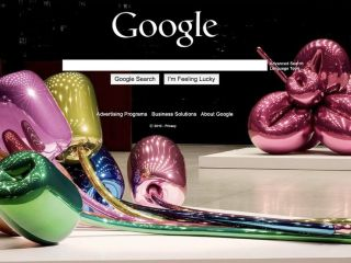 Google - a little more colour