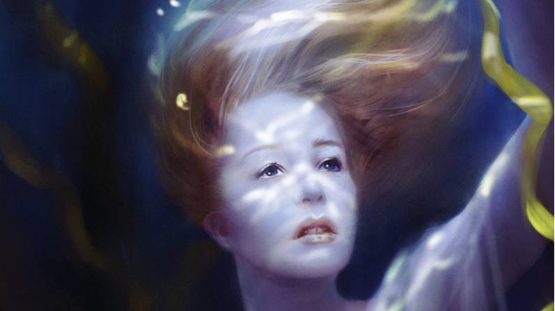 How to paint a figure underwater | Creative Bloq
