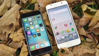 HTC One A9 vs iPhone 6S