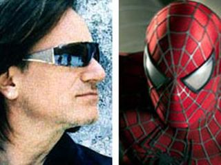 U2 are caught in Spidey s web