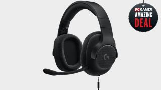 The Logitech G433 gaming headset is currently £45 on Amazon