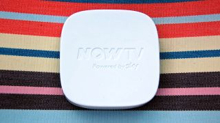 First pictures: NOW TV Box