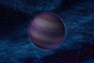 This artist's conception shows a Y dwarf. Scientists now say they've discovered a rare binary brown dwarf.