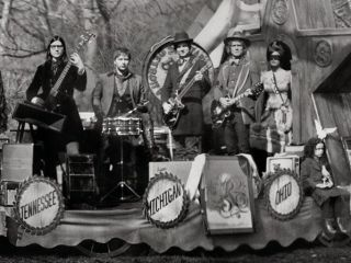 The Raconteurs: A techno album seems unlikely.
