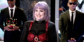 Kelly Osbourne Shares Blunt Thoughts On Cancel Culture After Mom Sharon's Abrupt Exit From The Talk