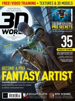 3d world,