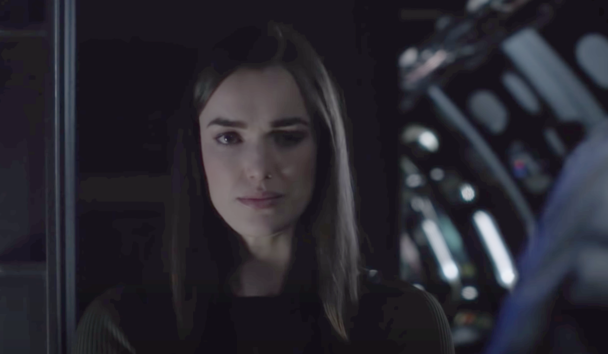 agents of shield stolen season 7 simmons sad screenshot