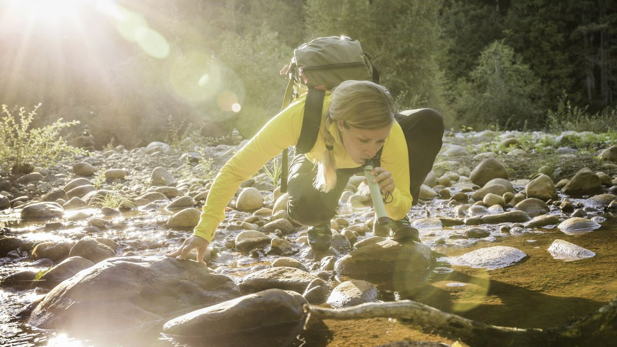 How to choose a water purifier: your options for staying hydrated in the wilderness
