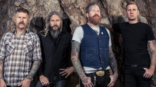 Mastodon release short clip teasing their new video for Emperor Of Sand track Clandestiny