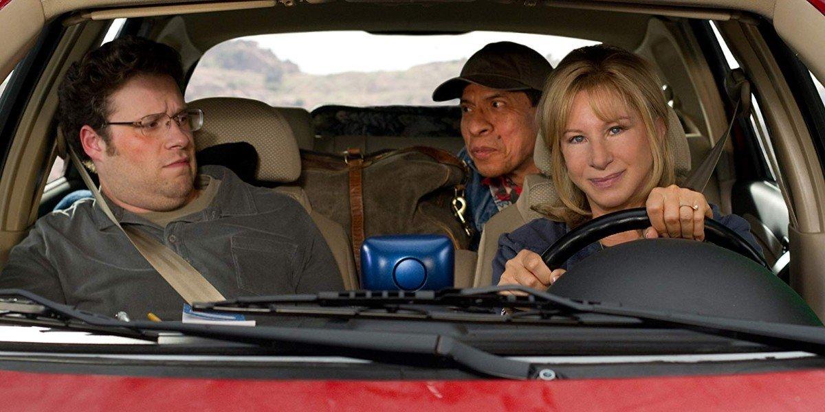 Seth Rogen, Barbara Streisand - The Guilt Trip
